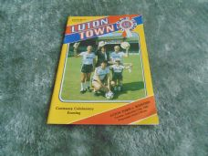 Luton Town v Watford, 1985/86 [Cent.]